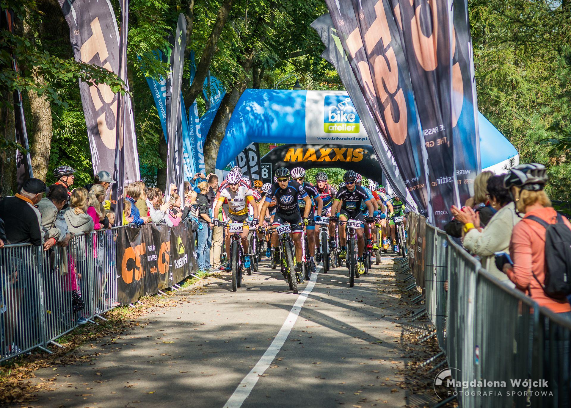 Finał Bike Atelier MTB Maratonu w Ustroniu – relacja