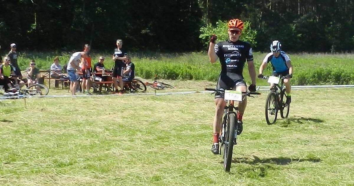 Hubert Semczuk (Rybczyński Bikes Remmers TP-Link) – Szczecin MTB Maraton, Szczecin