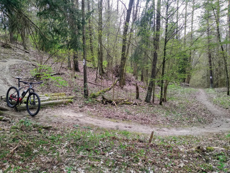Kolarstwo górskie nie tylko w górach – Bike Park Poręby w Mrągowie