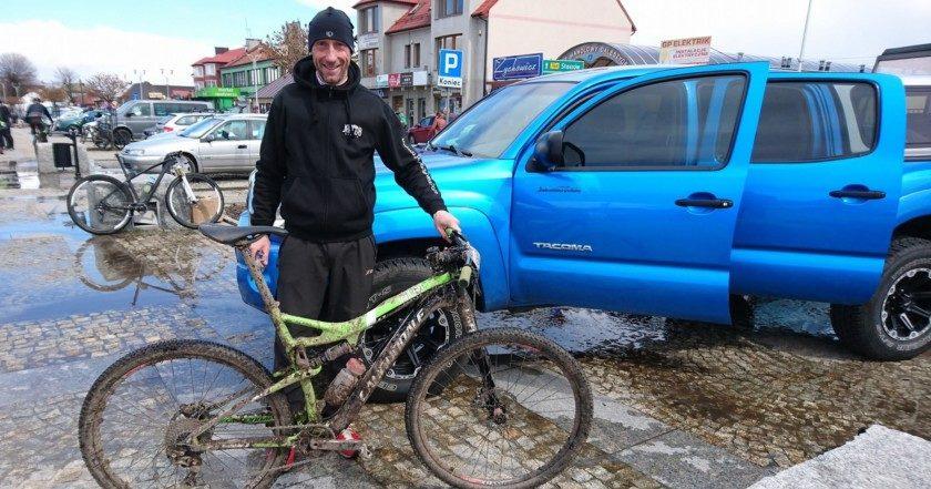 Jarosław Wolcendorf (Jakoobcycles.com) – METROBIKES.pl MTB Cross Maraton, Daleszyce