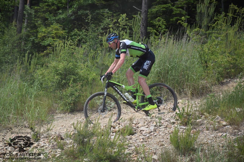 Jarosław Wolcendorf (Jakoobcycles.com) – METROBIKES.pl MTB Cross Maraton, Piekoszów