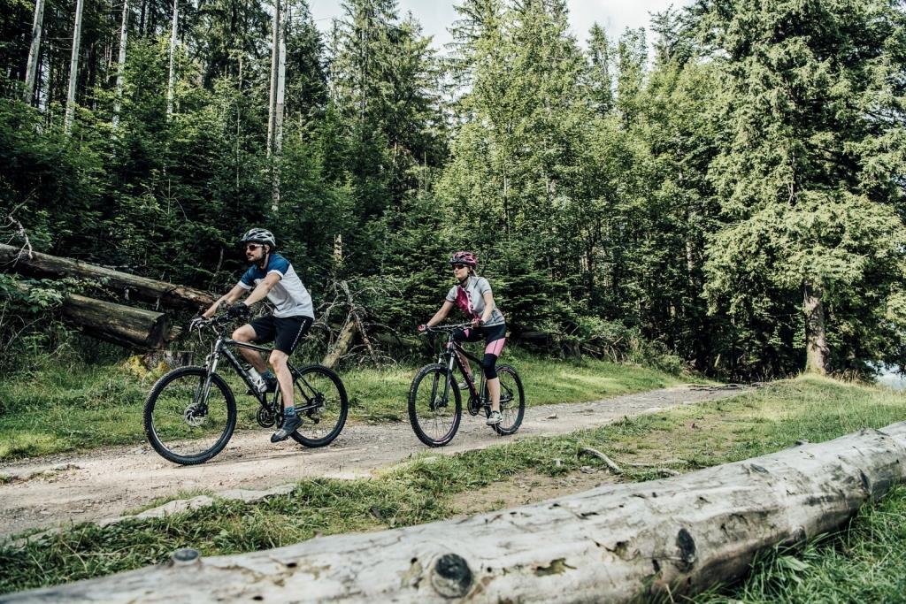 Kross radzi: Jak poprawić zdrowie na rowerze?