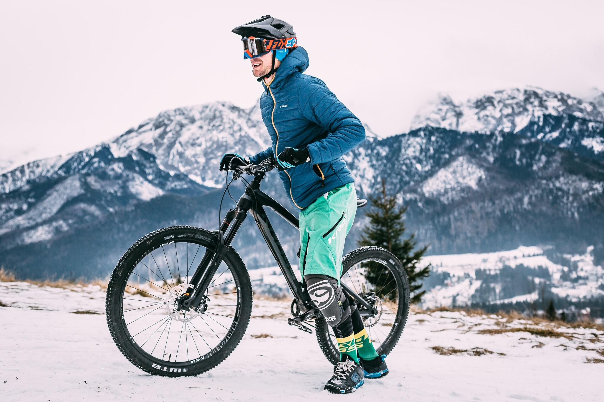 Kross radzi: Jak przygotować rower na zimę?