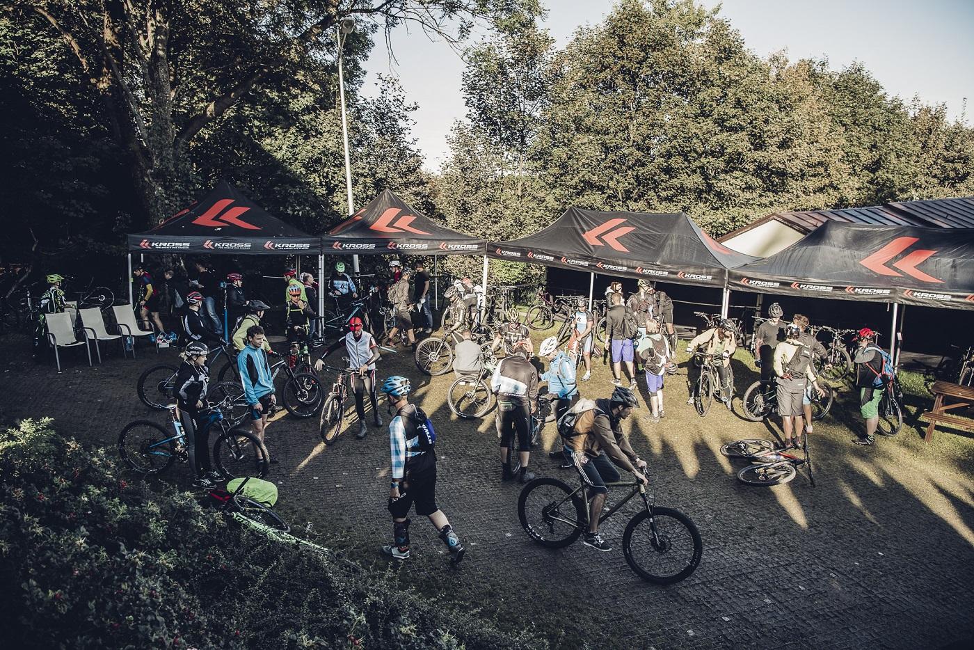 Ruszają testy rowerów z najnowszej kolekcji KROSSA. Sprawdź, kiedy i gdzie.
