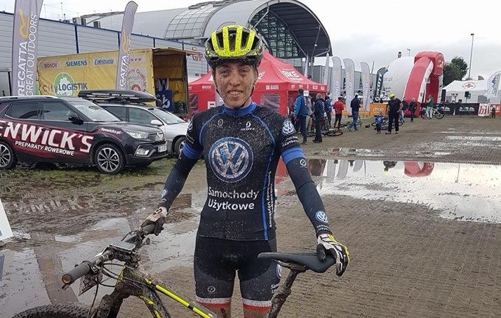 Katarzyna Solus Miśkowicz (Volkswagen Samochody Użytkowe MTB Team) – Bike Maraton, Kielce
