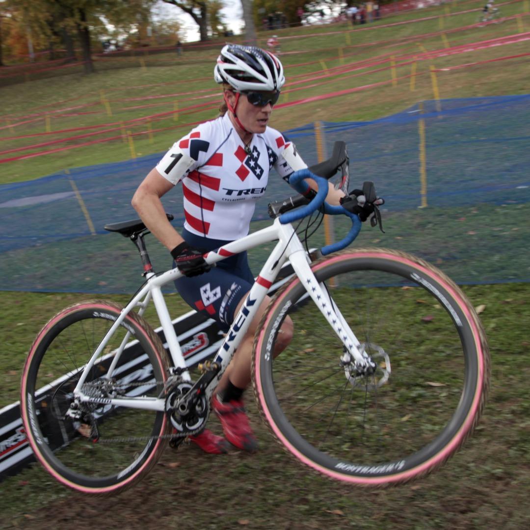Legenda amerykańskich przełajów, Katie Compton na dopingu