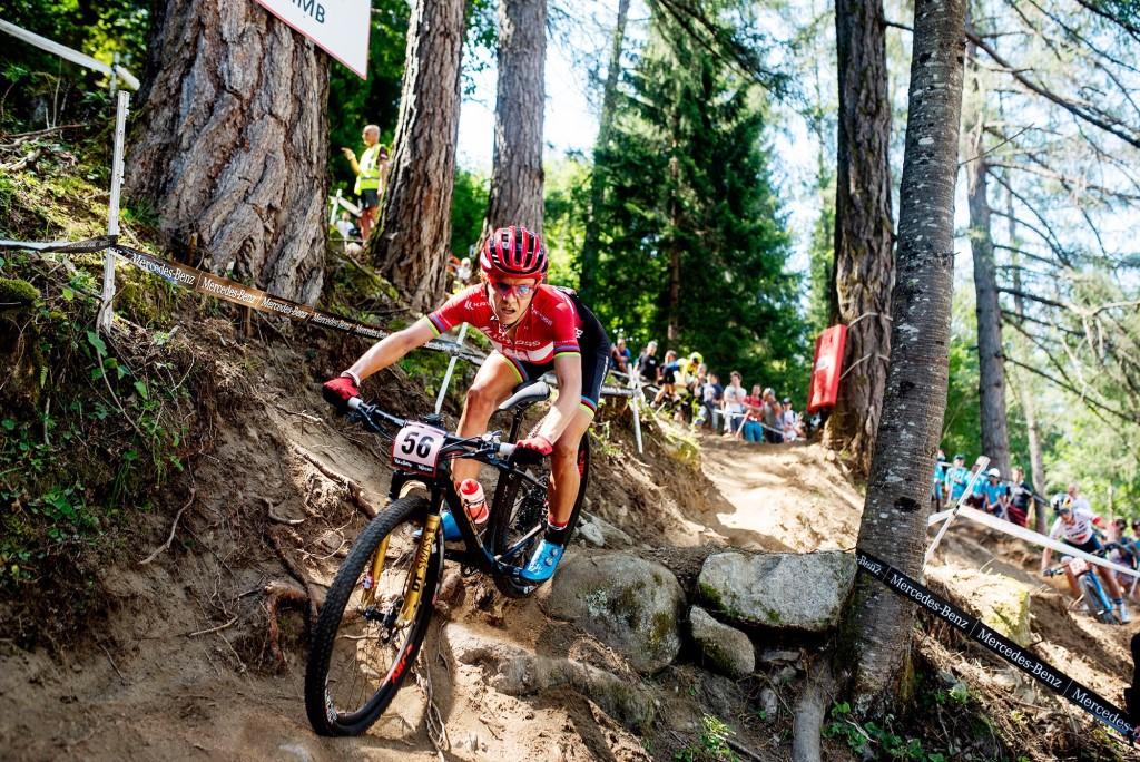 Puchar Świata w Val di Sole: 13. miejsce Mai Włoszczowskiej