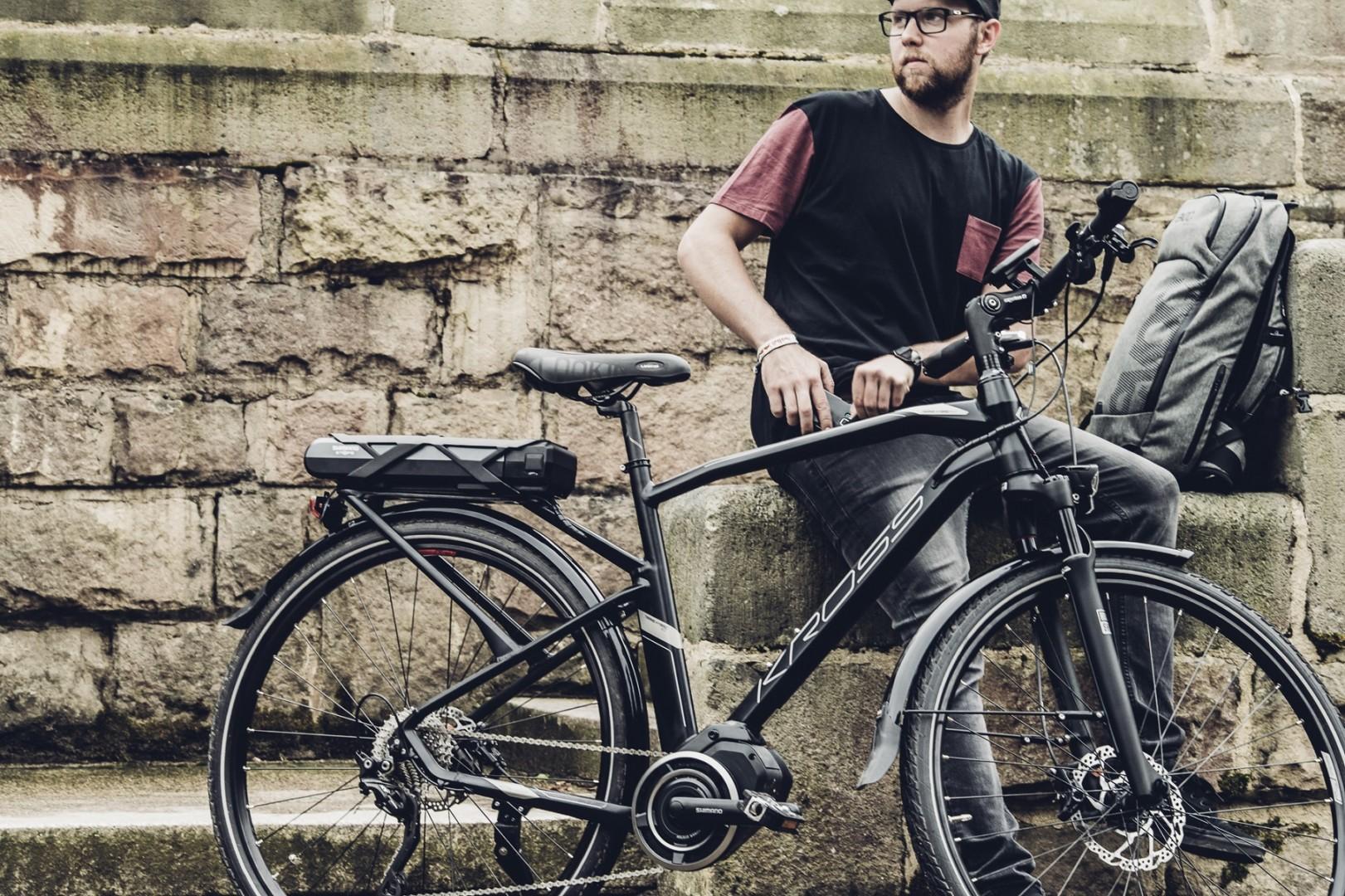 KROSS włącza rowery elektryczne. Jest moc!