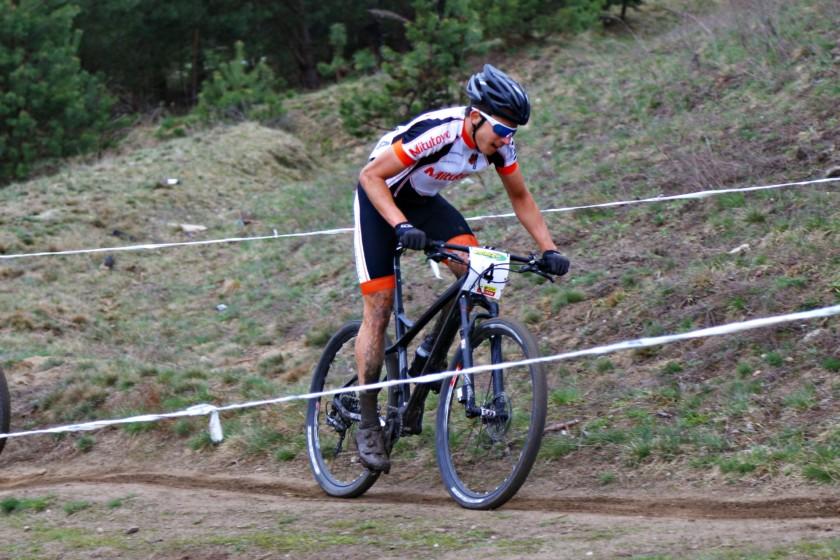 Krzysztof Łukasik (Mitutoyo AZS Wratislavia) – Maraton MTB Kargula i Pawlaka / GP Kaczmarek Electric MTB