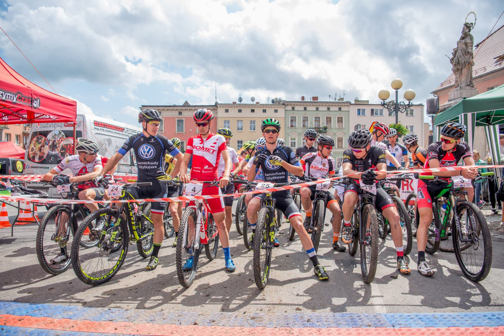Zawodnicy VWSU o startach w PP XC, Malevil Cup i Kaczmarek Electric MTB