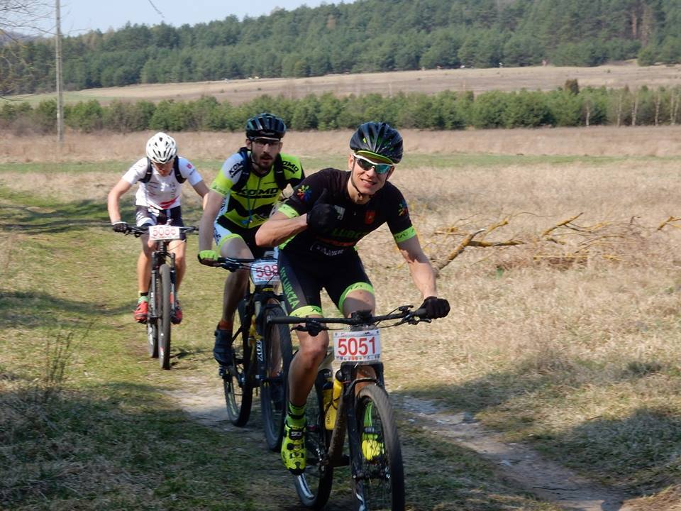 Mateusz Rejch (SST Lubcza) – METROBIKES.pl MTB Cross Maraton, Chęciny