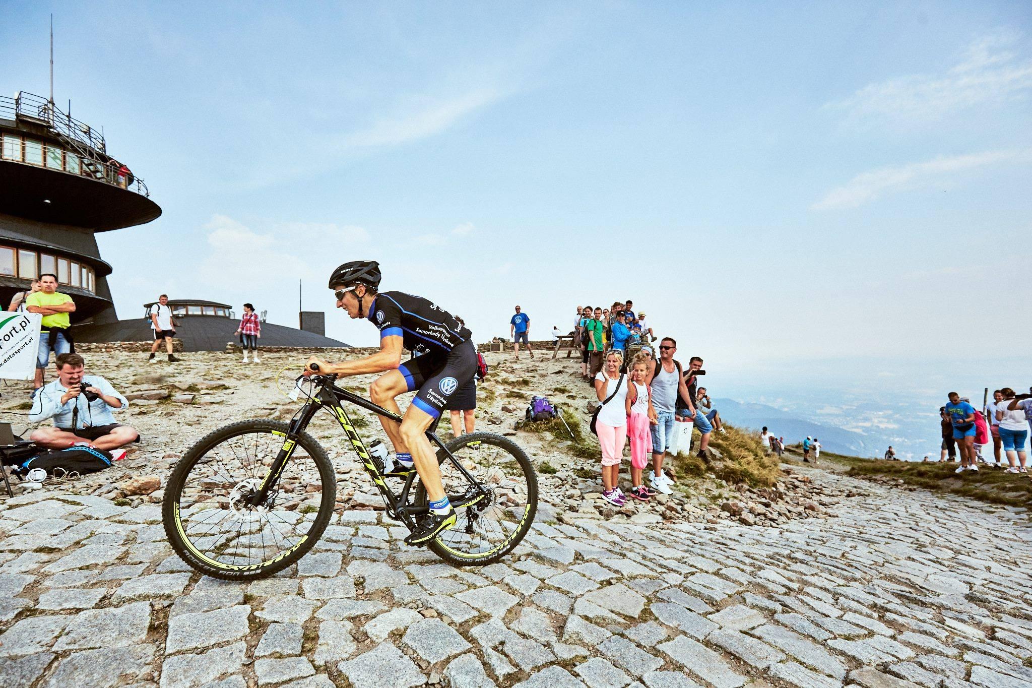 Pięć oznak, że Twój trening rowerowy jest zły dla zdrowia