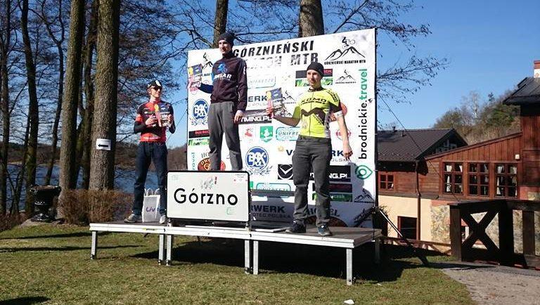 Michał Różański (Trigar MTB Team) – Górzniański Maraton MTB, Górzno