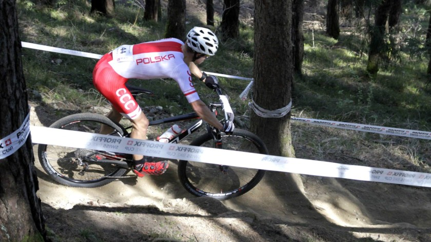 Michał Topór (Reprezentacja Polski) – Proffix Swiss Cup, Haiming