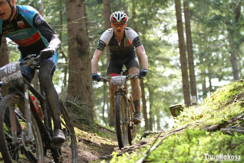 Michał Turski (Serwis Jurajski MTB Team) – Bike Maraton, Polanica Zdrój