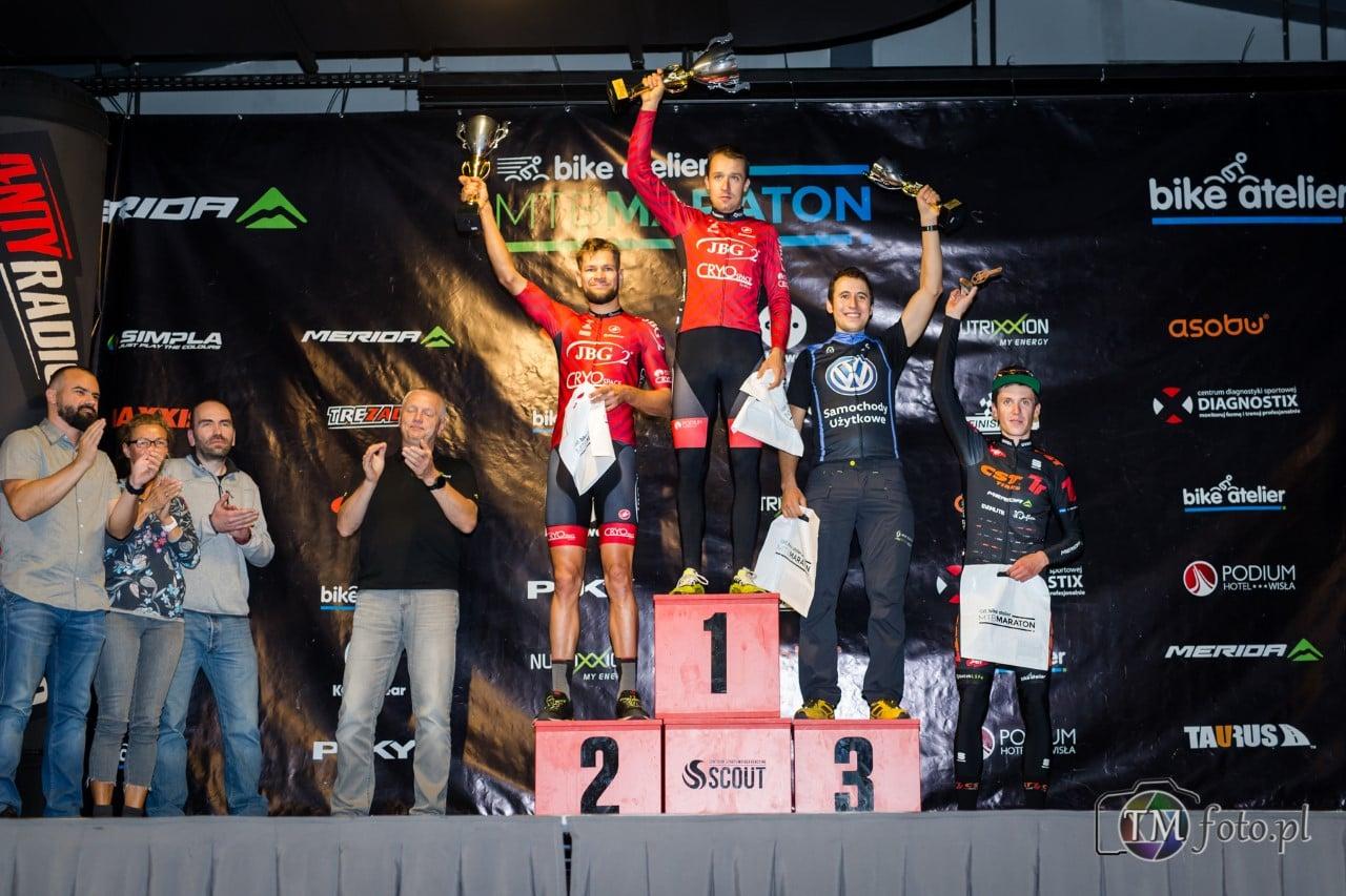 Bike Atelier MTB Maraton Częstochowa: Zakończenie sezonu pełnego emocji