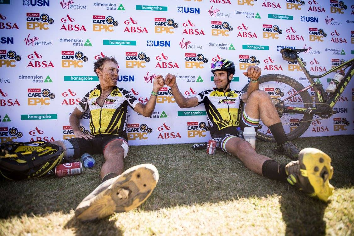 Raport z Cape Epic 2017 #7 – Etap 6