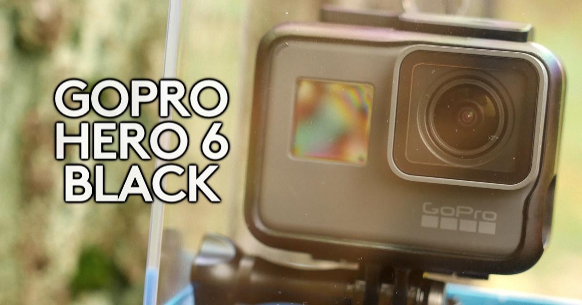 GoPro Hero 6 Black – najlepsza kamera sportowa?
