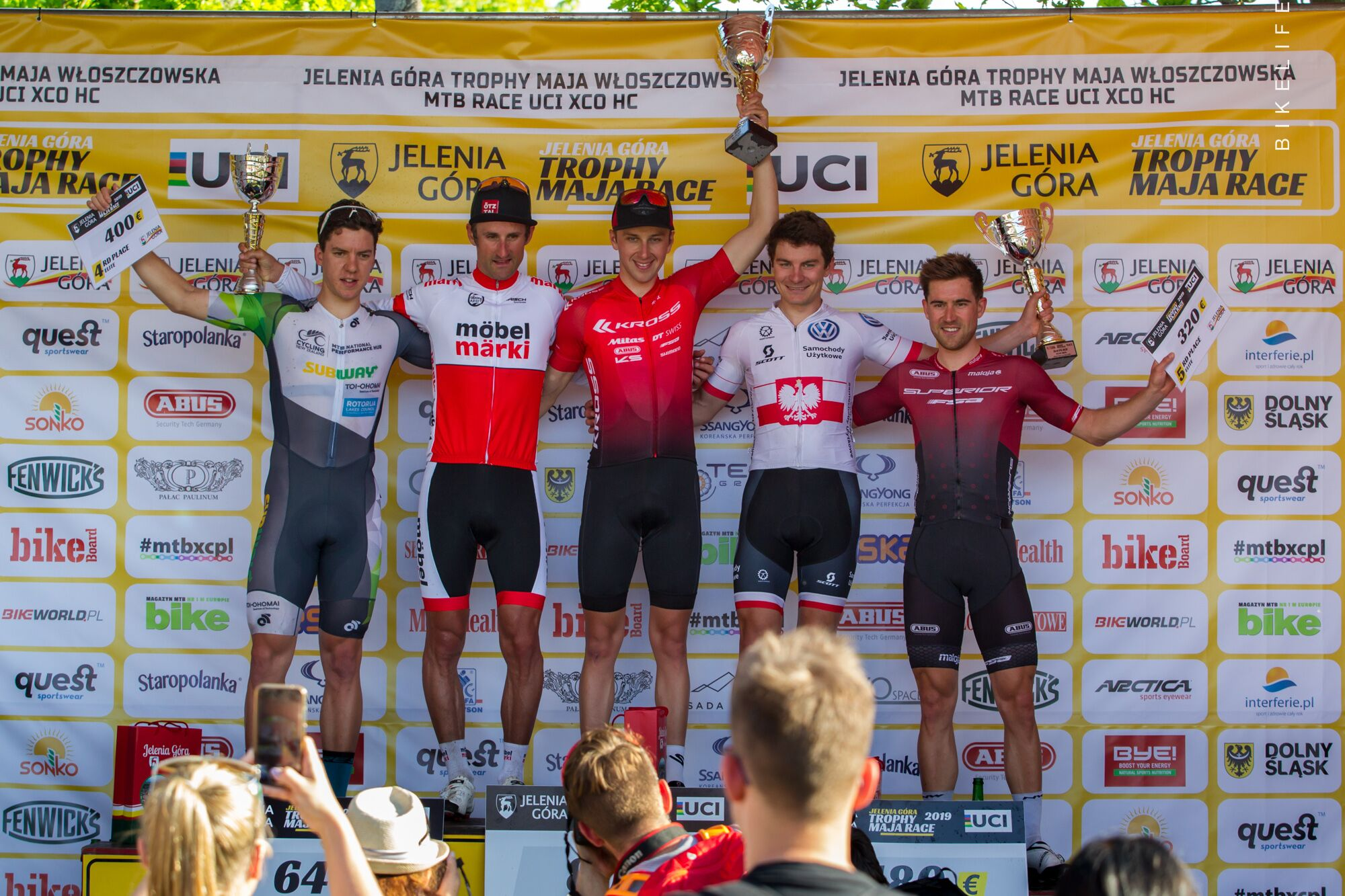Jelenia Góra należała do zawodników Kross Racing Team