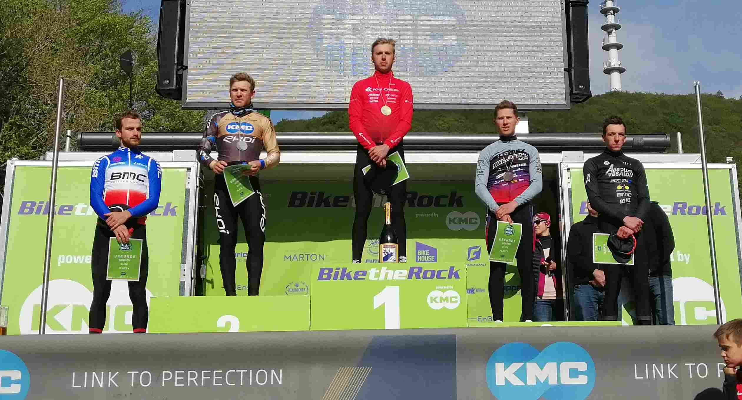 Kapitalna niedziela zawodników Kross Racing Team