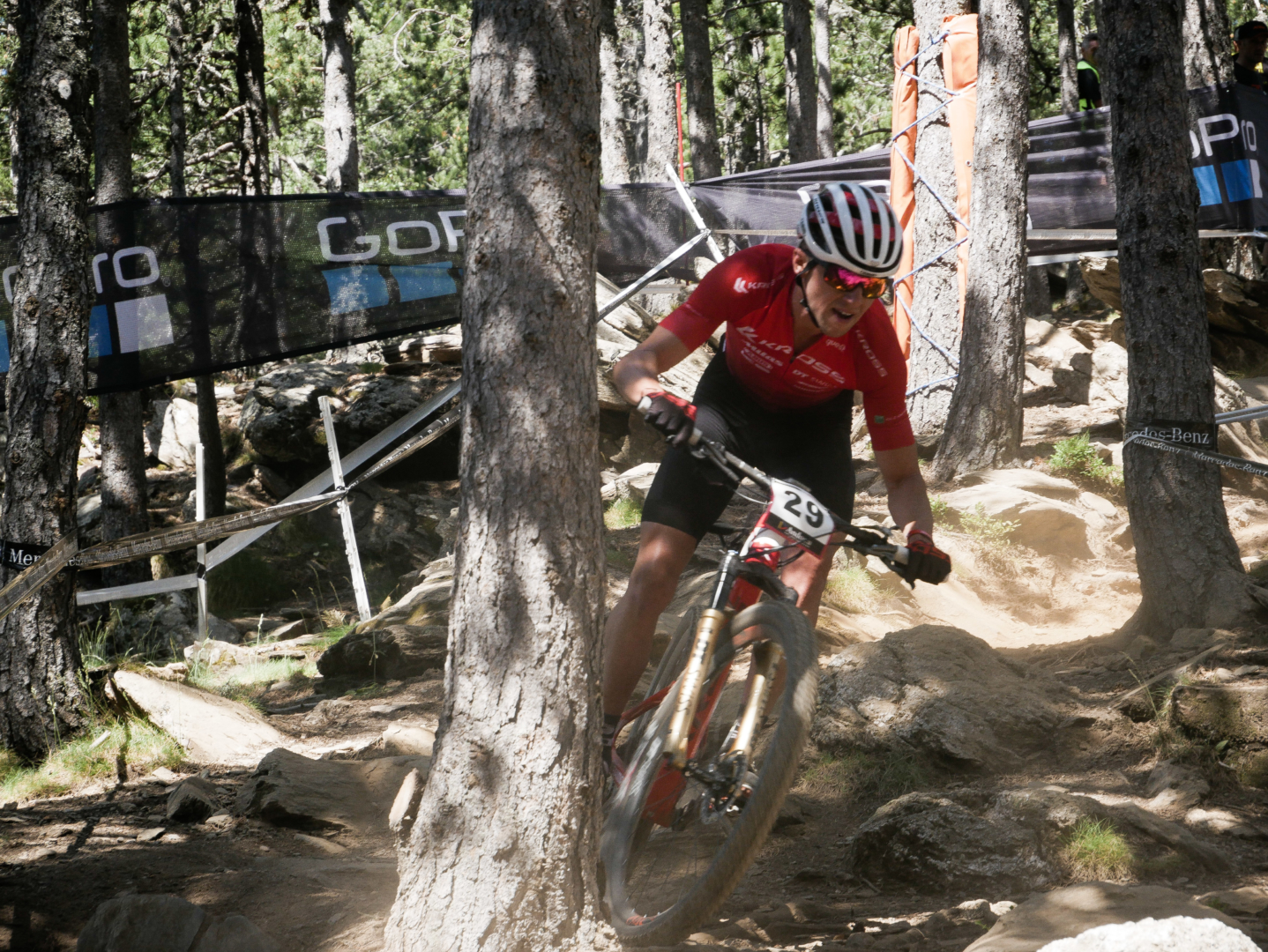 Rollercoaster emocji dla zawodników Kross Racing Team w Andorze