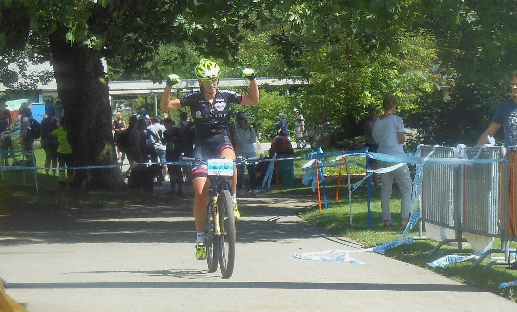 Paula Gorycka (Struby BiXS) – Bike Race Langendorf, Szwajcaria