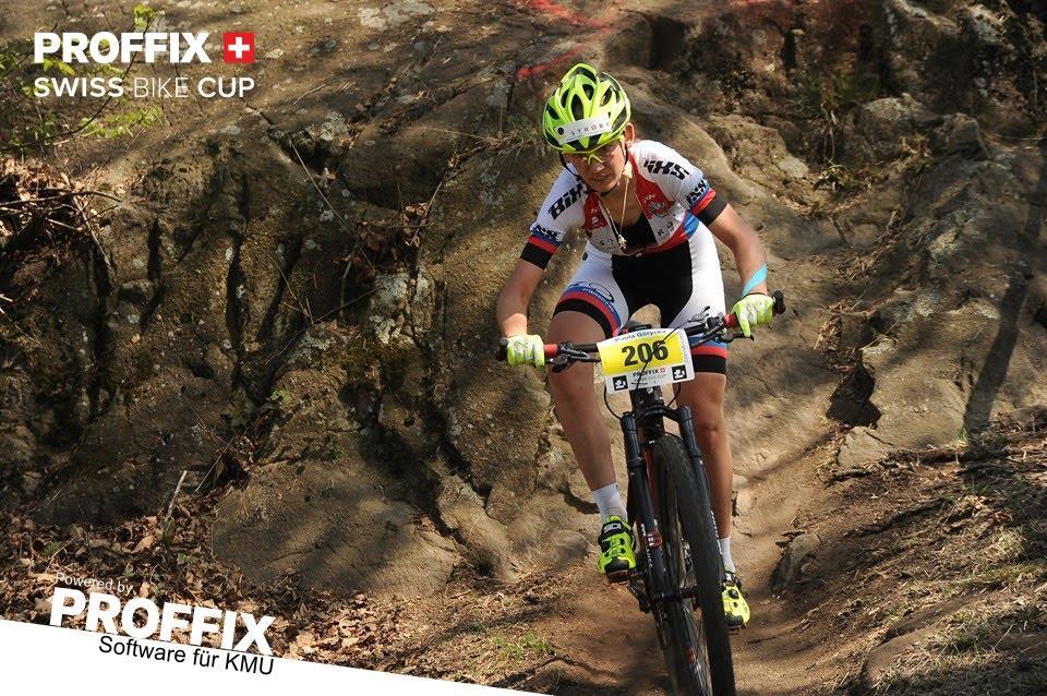 Paula Gorycka (Struby BiXS Team) – Swiss Bike Cup, Monte Tamaro, Szwajcaria