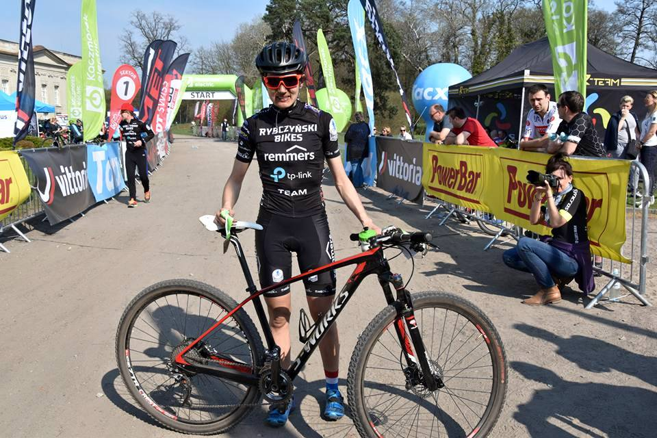 Paulina Bielińska (Rybczyński Bikes Remmers TP-Link) – Kaczmarek Electric MTB, Rydzyna