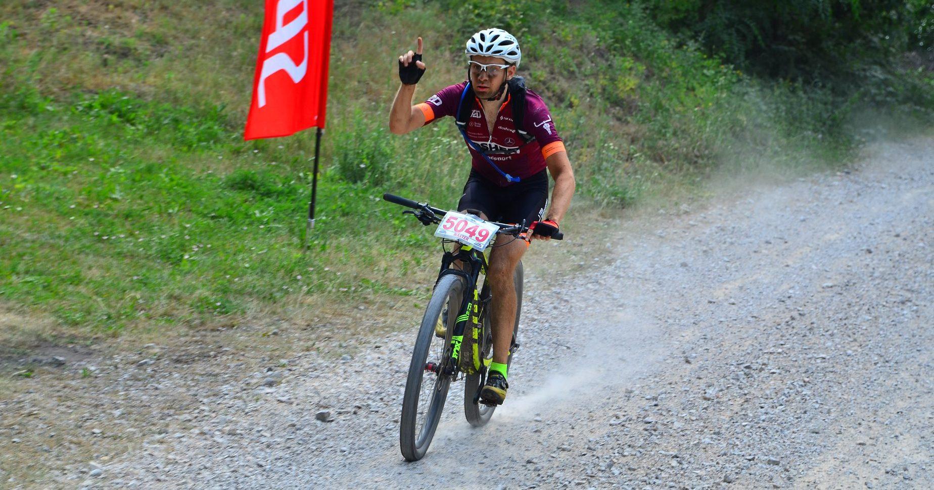 Paweł Chrząszcz (72D Windsport powered by OSHEE) – MTB Cross Maraton, Piekoszów