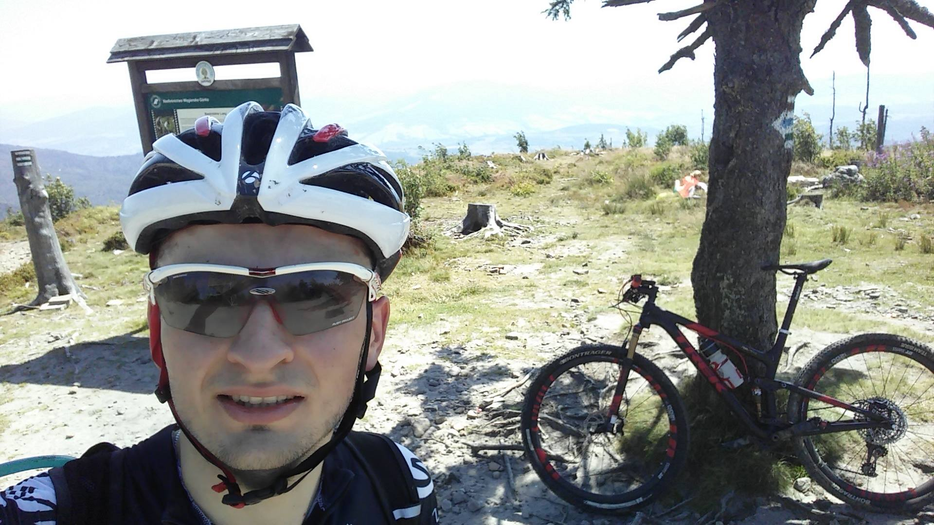 Paweł Kowalkowski (Centrum Rowerowe Olsztyn) o przygotowaniach do Mistrzostw Europy w maratonie MTB
