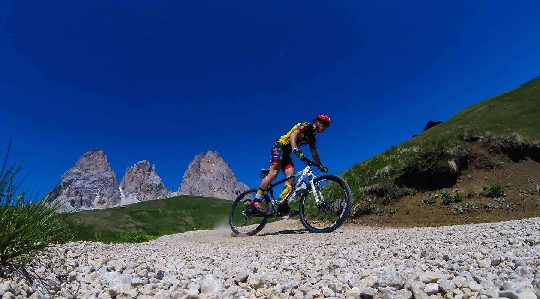 Piotr Rzeszutek (Lew Lębork) – HERO Sudtirol Dolomites, Selva Val Gardena, Włochy