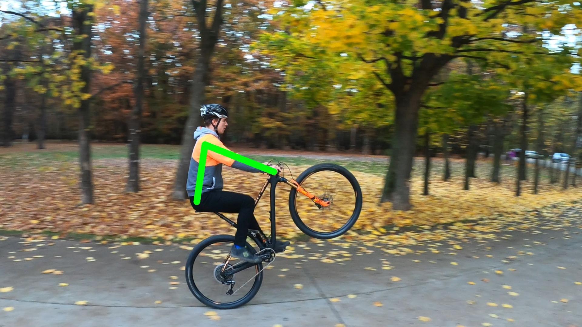 Jak zrobić wheelie i dlaczego warto się go nauczyć – Michał Topór