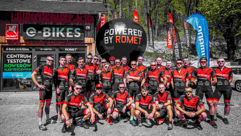Romet Factory Team wchodzi w nowy sezon z setką zawodników