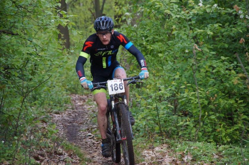 Sławomir Dziwisz (Fil Bike Rzeszów) – Puchar Tarnowa, Las Lipie