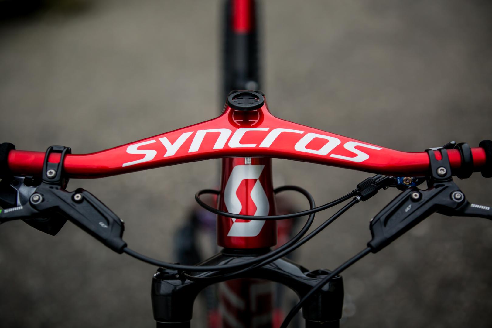 Scott Spark RC N1NO LTD na Mistrzostwa Świata w kolarstwie górskim w Kanadzie [bike check]