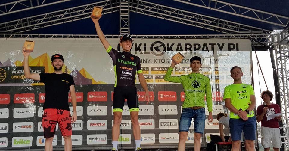 Sebastian Opoka (Cyclo Trener Team) – Kellys Cyklokarpaty, Kamionka