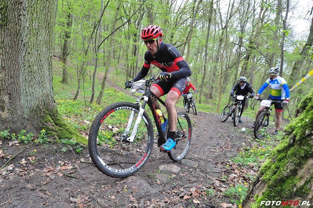 Krzysztof Krzywy (Nexus Team) – Syngenta Koronowo Challenge – Cyklo Gdynia MTB