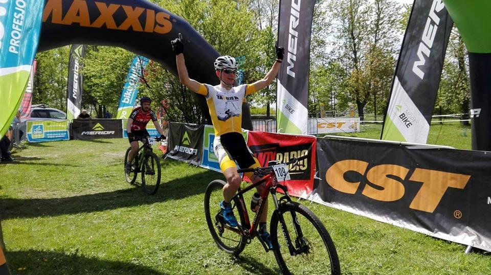 Dygacz wygrywa Bike Atelier XC w Sosnowcu