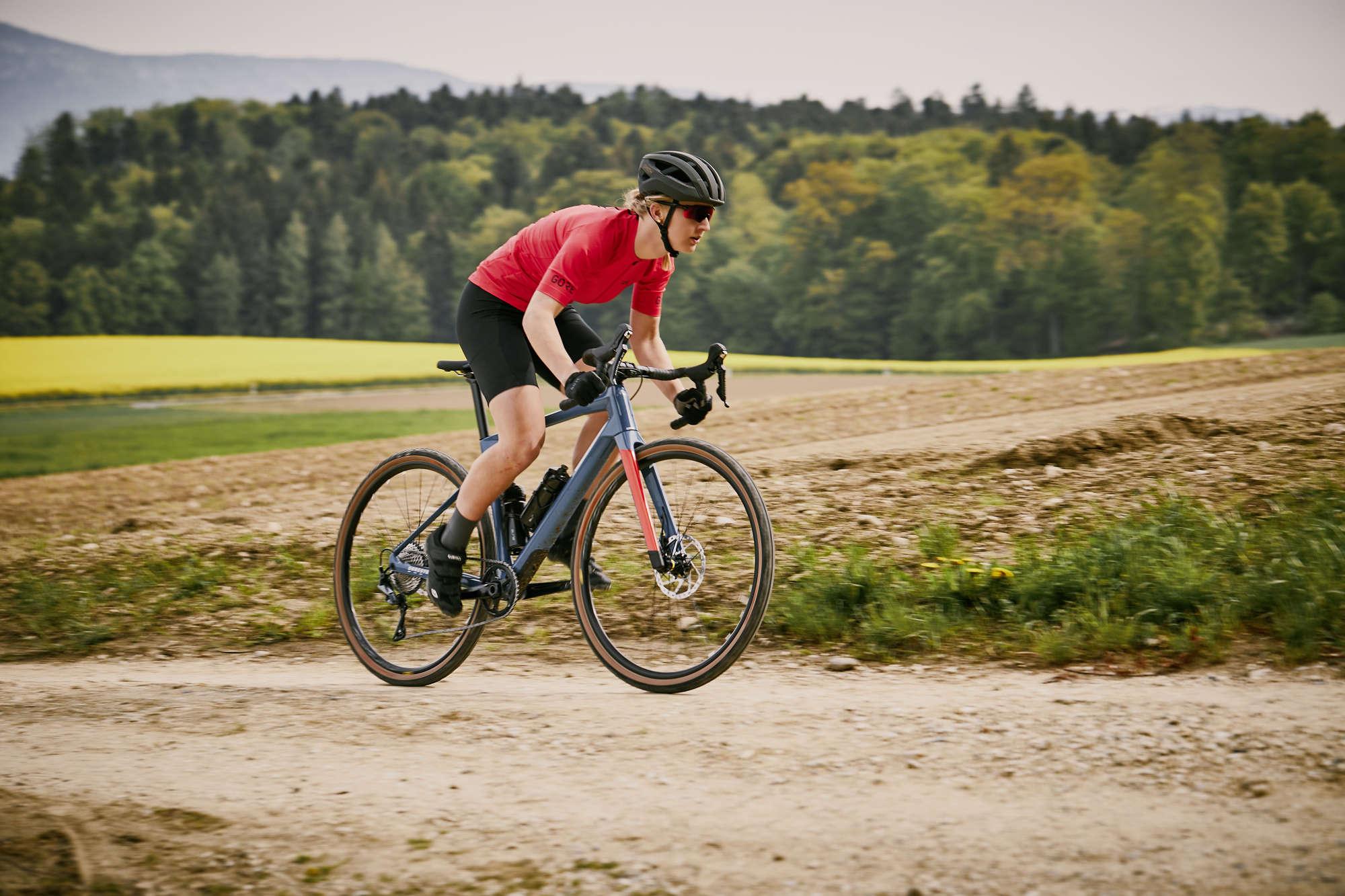 Nowe rowery gravelowe BMC URS