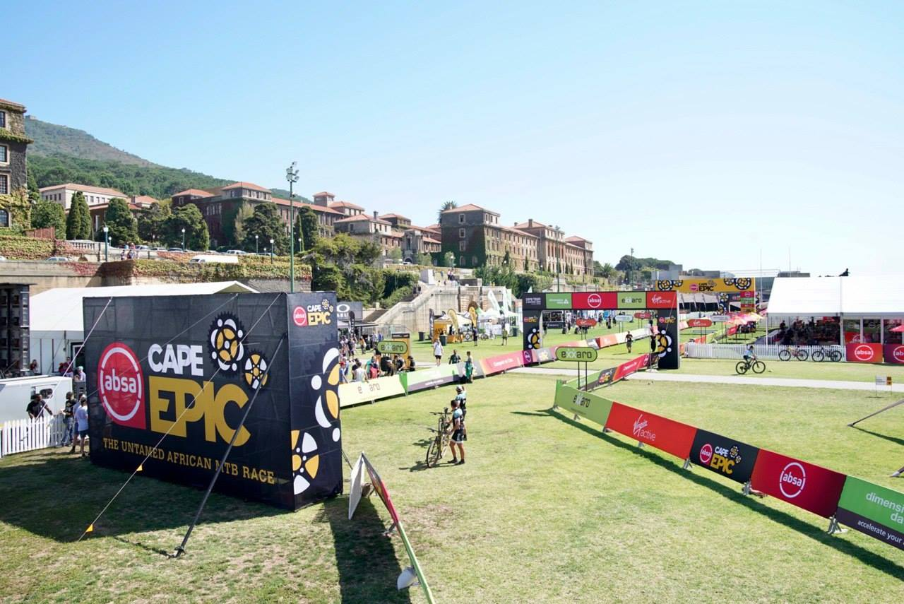 ABSA Cape Epic 2019 – Prolog [live]