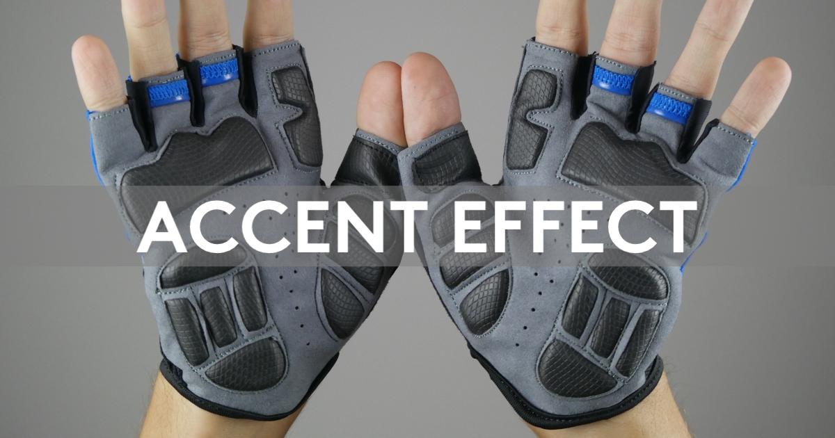 Rękawiczki Accent Effect