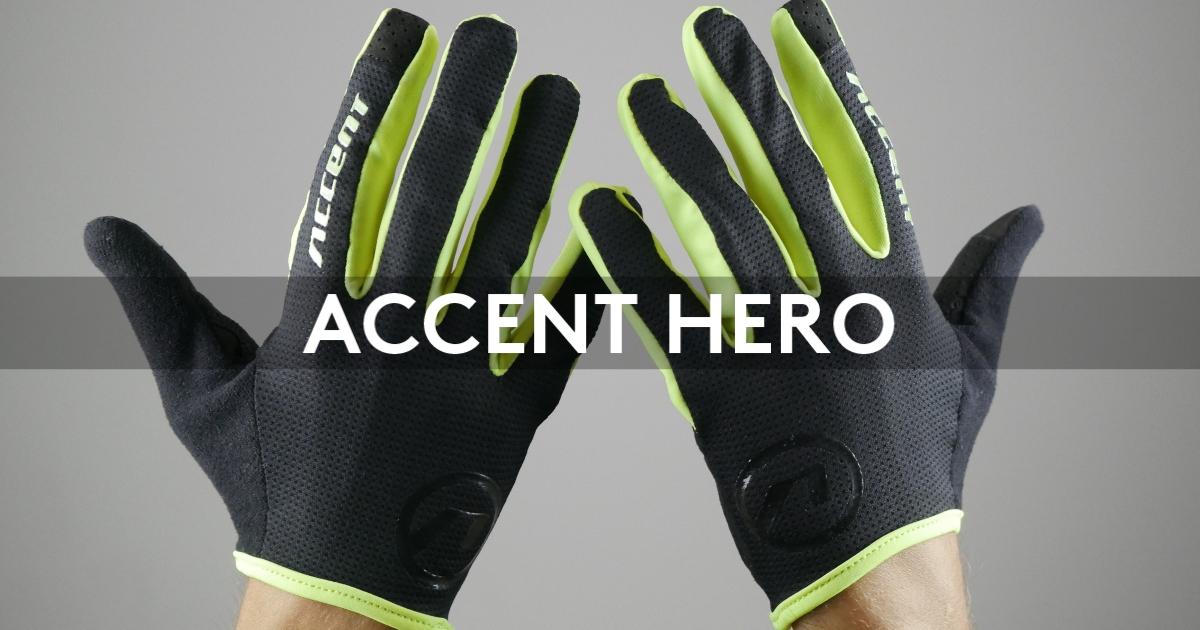 Rękawiczki Accent Hero