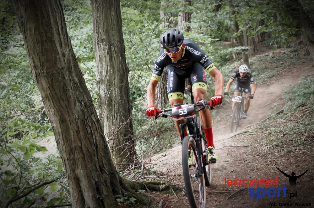 Adam Adamkiewicz (Real 64sto) – Solid MTB Maraton, Wilkowice