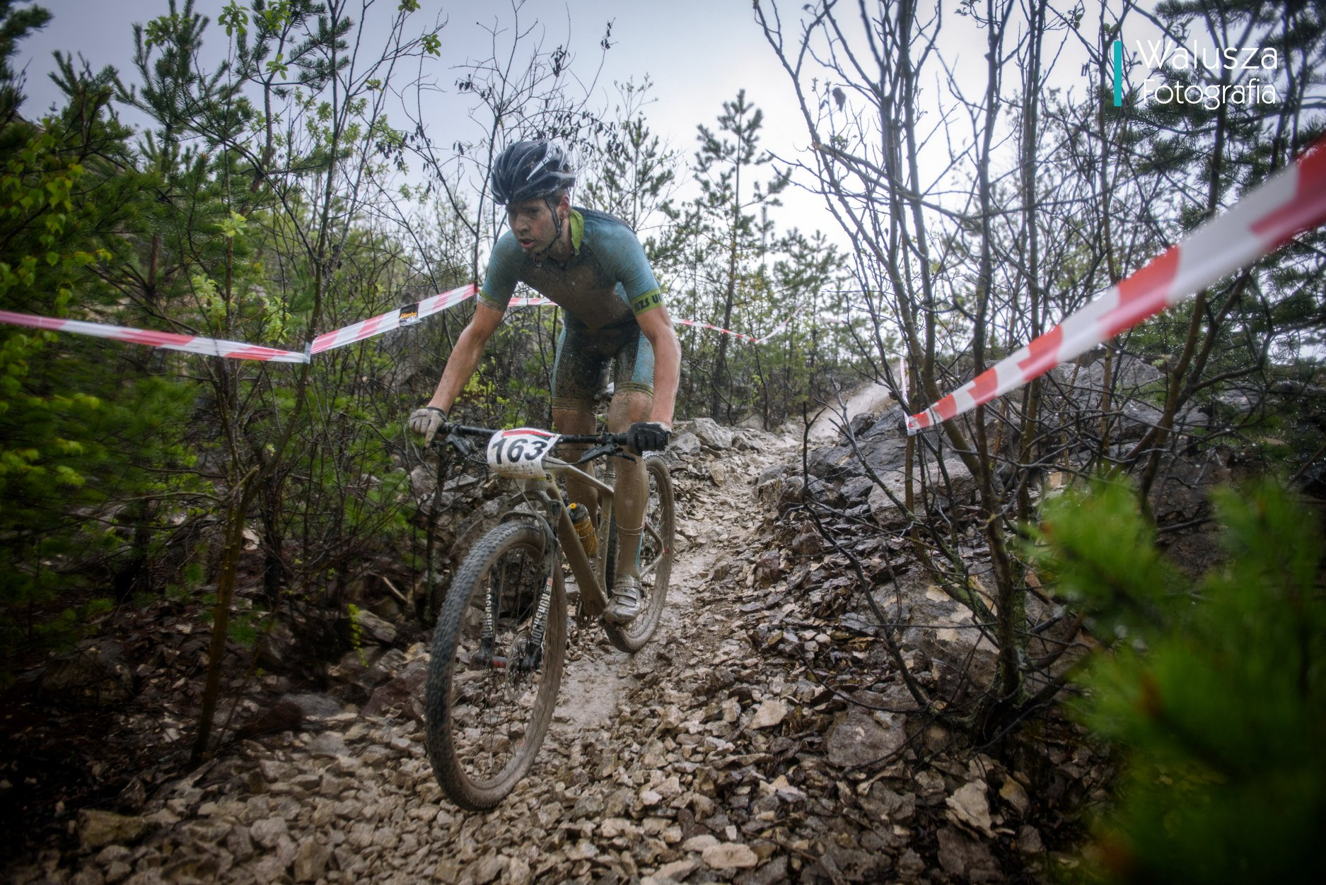 Maciej Jeziorski (jezior.bike) – Akademickie Mistrzostwa Polski, Ogrodzieniec