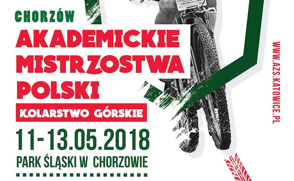 Czołowi zawodnicy XCO na starcie Akademickich Mistrzostw Polski