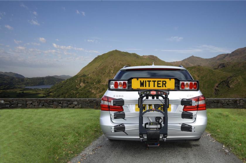 Bagażniki rowerowe Witter w ofercie firmy Taurus