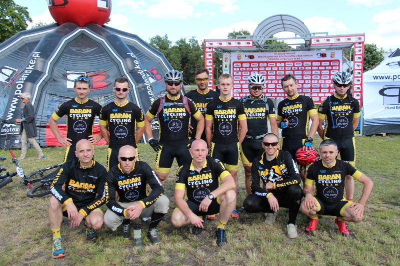 Poznajmy się – Baran Cycling Team