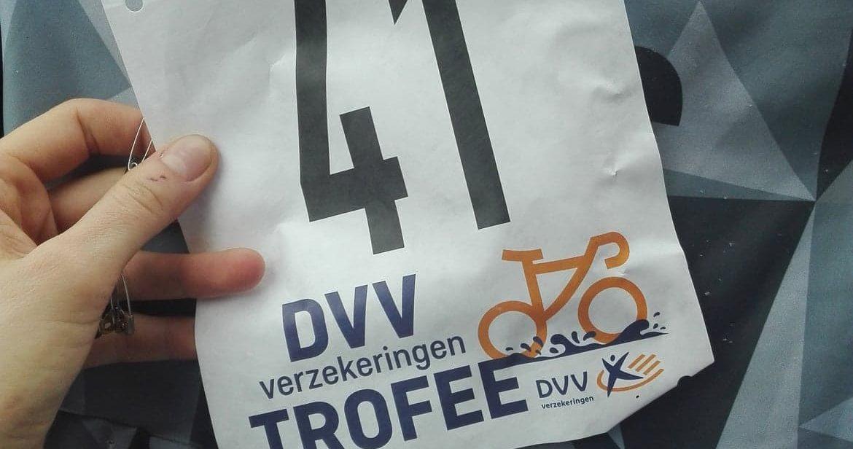 Barbara Borowiecka (TKK Pacific Nestle Fitness Team) po trzech startach w Belgii