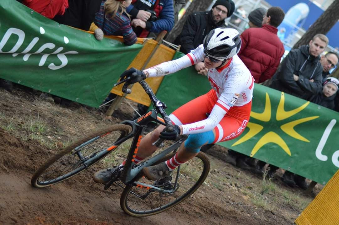 Barbara Borowiecka (Cannibal Team) – Puchar Świata CX, Heusden-Zolder