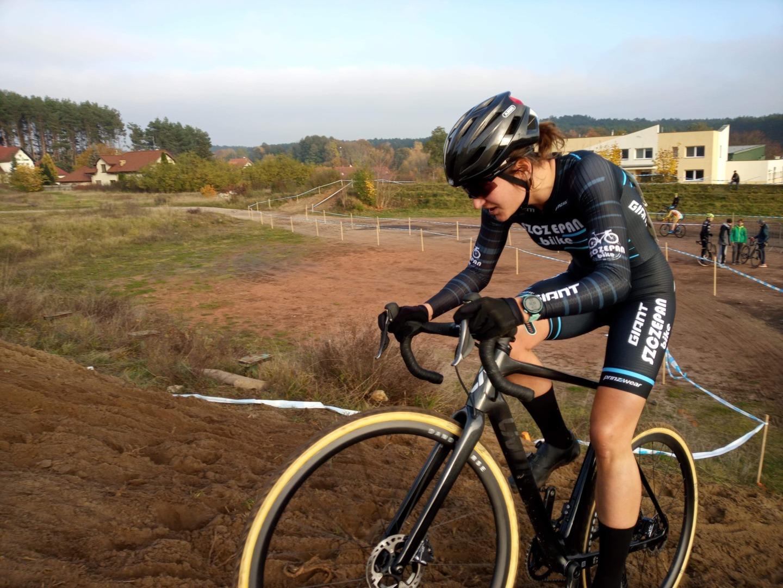 Barbara Borowiecka (Szczepan Bike Prinzwear) podsumowuje starty w Zielonej Górze i Starym Kurowie